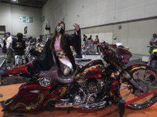 中部地区を代表するバイクカスタムショー「JOINTS2021(ジョインツ2021)」が2年ぶりに開催!の画像