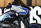 いち早く実車を激写!世界限定500台のハーレーダビッドソン「ストリートグライドスペシャル アークティックブラスト」に迫る!!の画像